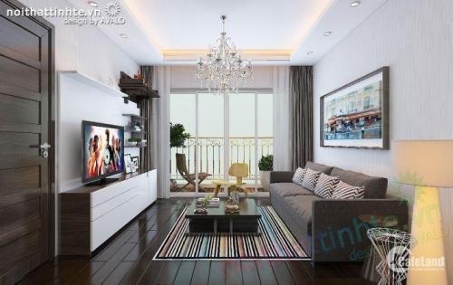 Bán căn hộ cao cấp 65m2 mặt tiền đường Phan Văn Hớn Q.12 giá chỉ 1.5 tỷ tặng full nội thất