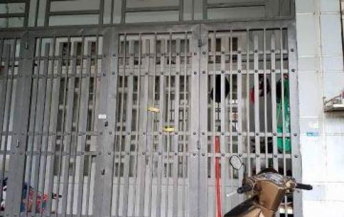 Hot! Nhà 1 Tấm  DT 52m2 Ngay Cầu Phú Long P.Thạnh Xuân  Q.12.
