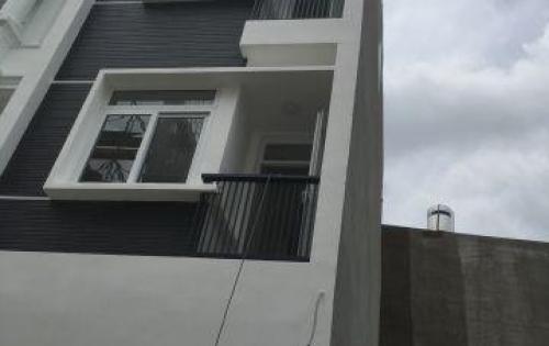 bán nhà bv quận 12 đường hẻm  4m dương thị mười DTSD 90m2 1ty400tr.