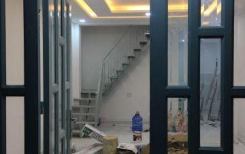 Nhà trệt lầu 1tỷ83=120m2 sàn, hẻm 22 Nguyễn Duy Trinh, Q.2