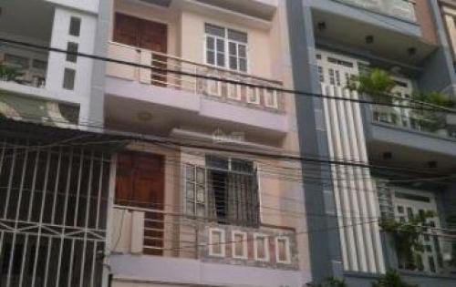 Cần tiền nên tôi để lại căn nhà 100m2, 1 trệt 4 lầu NGANG 7m, Nở Hậu. LH : O129.873.1031
