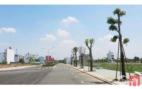 Bán gấp đất mặt tiền Tô Ngọc Vân, khu dân cư đông đúc, 100m2 giá 350 triệu
