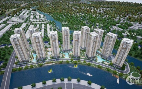 5 Suất Nội Bộ Căn Hộ Gem Riverside Q2 - 2.6 tỷ/71m2 -LH 0938690542