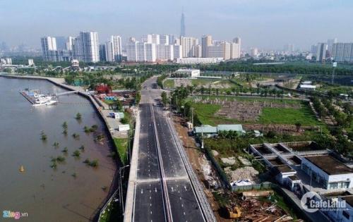 HOT! Còn 1 nền Biệt thự suất ngoại giao dự án Saigon Mysterry Villa Quận 2 đảo kim cương