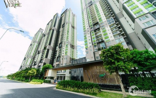 Vista Verde Căn 4PN, diện tích lớn với không gian thoáng mát từ tầng cao