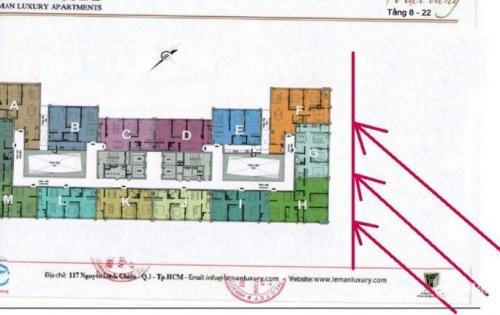 10 Tỷ cho 1 căn ngay trung tâm quận 3 -Leman Luxury - Nguyễn Đình Chiểu - 1 Căn Duy Nhất