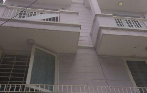 Bán nhà lô góc 2 mặt tiền hẽm Trần Văn Đang Q.3, 6 tỷ 7