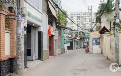 Nhập cư Mỹ, Bán nhà Hẻm 18 Trần Quang Diệu, P14, Q3, DT 3,7x9,7m, giá 3,35 tỷ TL