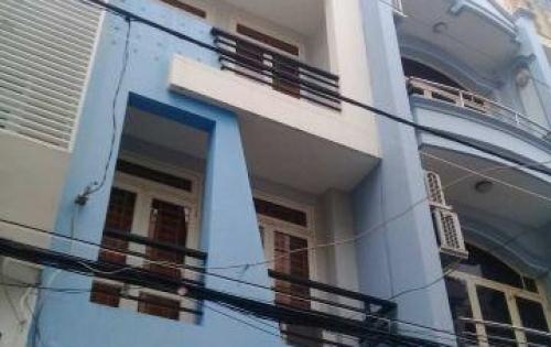 Bán or Cho Thuê Nhà HXH Võ Thị Sáu, P8, Q3. DT 40m2. Xây 2 Lầu mới