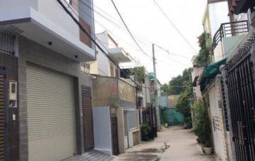 Không có căn thứ 2 Hẻm 18 Trần Quang Diệu ,p14, Q3, DT 3,7x9,7m, giá 3,35 tỷ TL
