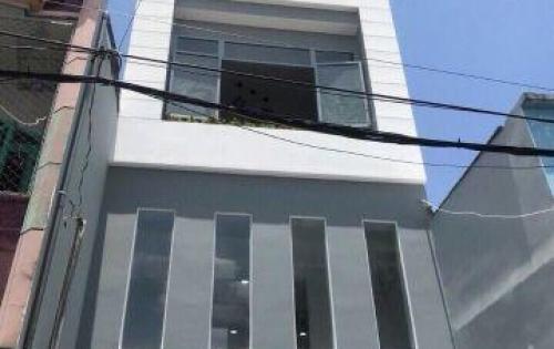 Bán nhà HXH 12m đường Bàn Cờ, phường 1, Quận 3 DT: 4x18m trệt 3 lầu. Giá 3.5 Tỷ