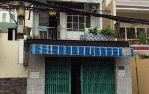 Nhà DT 55,5m2, mặt tiền đường Tôn Thất Thuyết giá mềm