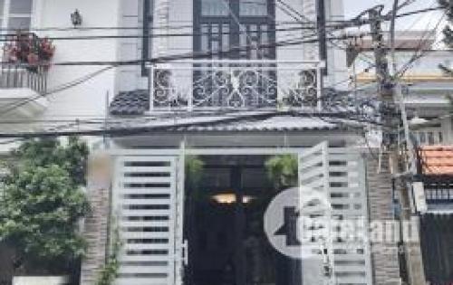 Hết vốn cần bán nhà mặt tiền 1 triệt 2 lầu 68,8m2 đường Nguyễn Thần Hiến Q4 giá 2,37 tỉ