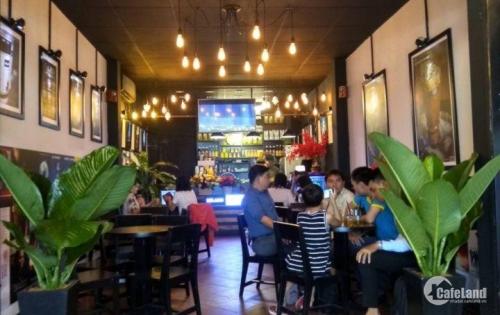 Định cư cần Sang quán Cafe, 1 trệt 2 lầu, Giá 6.5 tỷ. LH: 0917.698.325 gặp Minh