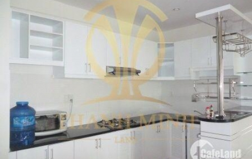 Cho thuê căn hộ 3PN Orient Q4 full nội thất view Bitexco