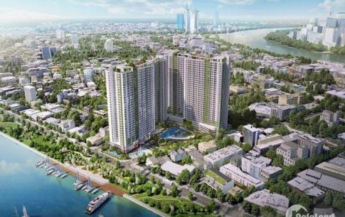 Đầu tư sinh lời 30% với Charmington Iris, tầng cao view sông cực đẹp giá 2,9 tỷ, LH: 0903.919.426