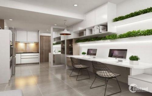 Bán căn hộ Officetel Millennium mặt tiền Bến Vân Đồn Quận 4, cam kết thuê lại, sổ lâu dài, 0938250025