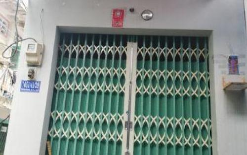 Nhà hẻm 1051 Hậu Giang,DT: 3.2m x 8m, 1 trệt 1 lầu đường trước nhà 3m