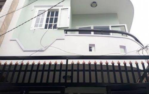 Nhà bán hẻm Bà Hom, P 13, Quận 6, 2 lầu, giá 3,15 tỷ