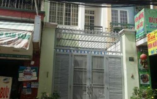 Nhà mặt tiền đường Bình Phú, sổ hồng, chủ đứng tên bán