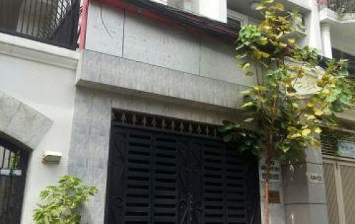 Nhà mặt tiền hẻm lớn đường Kinh Dương Vương