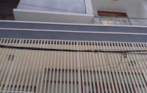 Nhà siêu đẹp hẻm xe tăng diện tích 7x8.3m tầng hầm Lê Văn Lương,Q7