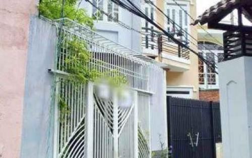 Nhà 1 sẹc 1 trệt 2 lầu HXH 6m - Hẻm 270 Huỳnh Tấn Phát TTT Quận 7.