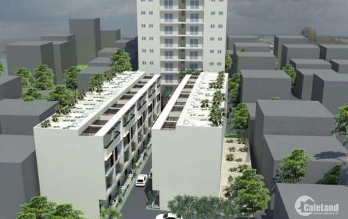 Nhà phố thiết kế đẹp tiện ích đầy đủ đường Huỳnh tấn Phát