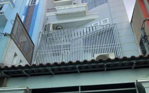 Bán nhà 3 lầu đúc HXH 128 Huỳnh Tấn Phát P Tân Thuận Tây Quận 7. DT: 3.6x11m. Giá 3.95 tỷ TL