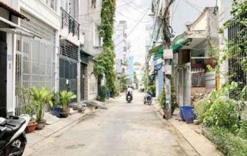 Bán Nhà Hẻm 1 trệt 1 lầu  đường số 1 Lý Phục Man Bình Thuận Quận 7