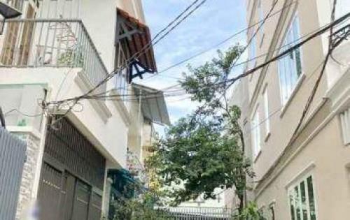 Nhà 1trệt 1lầu 4x16m Hẻm 458, Huỳnh Tấn Phát, Bình Thuận, Quận 7