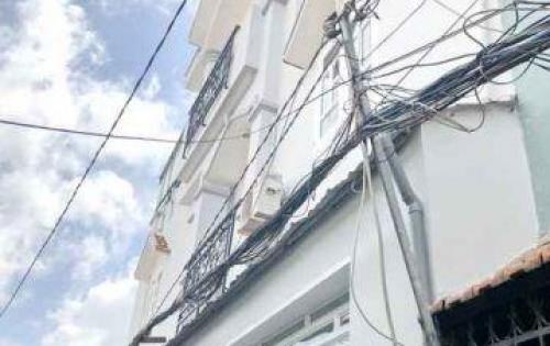 Nhà 1trệt 2lầu 4.2x12m Hẻm 176 Nguyễn Thị Thập Bình Thuận Quận 7.