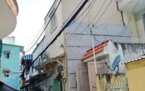 Nhà Hẻm KC76 Huỳnh Tấn Phát TTT Q7. DT 6x16m, có 13 phòng trọ cho thuê 25tr/tháng.