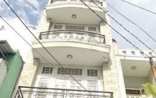 Bán Nhà 1 trệt 3 lầu Hẻm 62 đường Lâm Văn Bền P.Tân Kiểng Quận 7