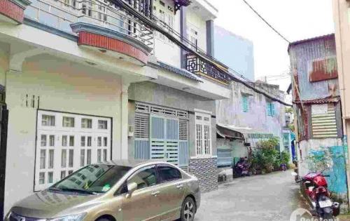 Nhà 1 trệt 1lầu Hẻm 1041 Trần Xuân Soạn P. Tân Hưng Quận 7