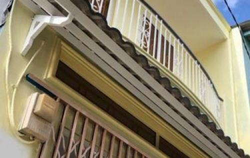 Nhà 331 Trần Xuân Soạn 1 lầu mới xây Tân Kiểng Q7