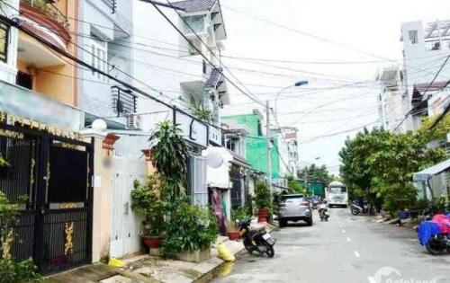 Nhà 1 trệt 2 lầu 3.5x18.5m Mặt tiền Đường số 49 P. Tân Quy Quận 7
