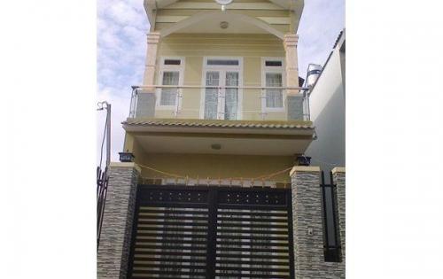 Thiếu vốn cần bán gắp nhà DT 57,3m2, đường Trịnh Quang Nghị, Bình Chánh giá phát mãi