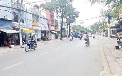 Bán nhà mặt tiền 2 lầu Quận 8 đường Hưng Phú Phường 8