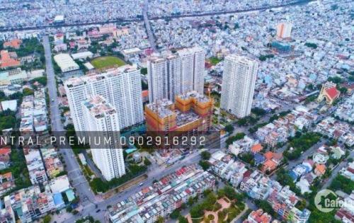 Central Remium căn hộ cao cấp nằm ngay trung tâm quận 8