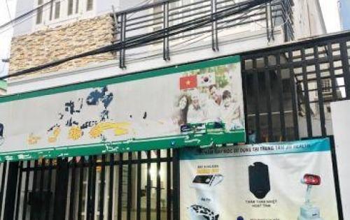 Bán nhà mặt tiền hẻm xe hơi 904 đường Nguyễn Duy Phường 12 Quận 8
