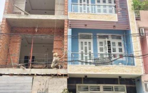 Bán nhà mặt tiền đường Bùi Điền Phường 5 Quận 8