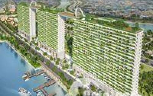 Gấp Gấp Cần Tiền Kinh Doanh Bán căn hộ xanh cao cấp 91m2 3 Phòng ngủ 2 WC