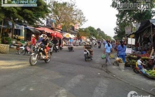 Bán đất Bình Chánh Chính Chủ, DT 100m2 - Đường Nhựa 30m Gần Chợ.. Giá 300 Triệu