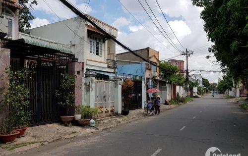 Nhà MT kinh doanh sàn 200m2 Hai Bà Trưng,p.Hiệp Phú, Q9, đường rộng