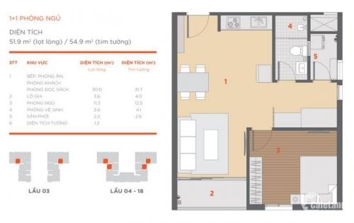 Căn hộ Hausneo chỉ 1 tỷ 250 đã VAT, đã xây lên tầng 16, thanh toán 1% - liên hệ: 0966 575 996