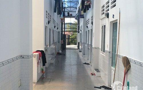 Bán Dãy trọ 16 phòng, Ngay KCN Tân Tạo, thuê full phòng.Giá 1.9 tỷ,SHR, LH: 0902861147