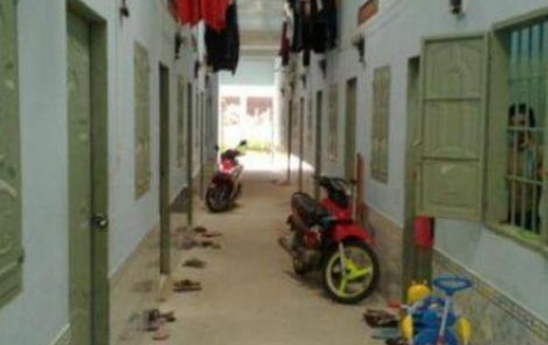 Bán nhanh dãy nhà trọ 16 phòng,mặt tiền đường Nguyễn Cửu Phú,Bình Tân 260m2