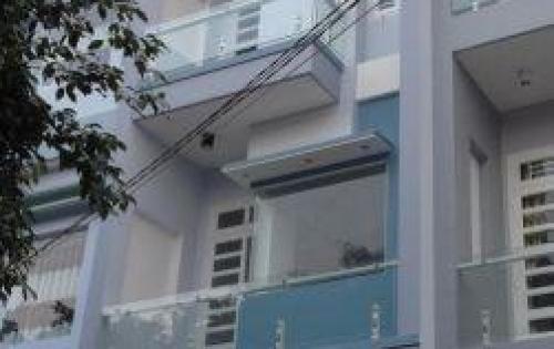 Bán nhà mới 3,5 tấm- hẻm thông 8m Lê Văn Quới, tiện KDBB