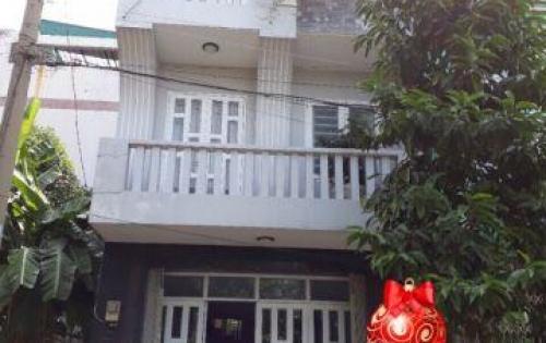 Nhà mặt tiền đường quận Bình Tân, đã có sổ riêng
